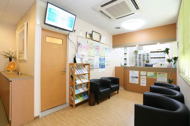 【写真】たつしろ歯科医院の院内風景